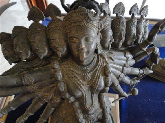 Gwalior, Inde : ...Gunjari - MAHAL....