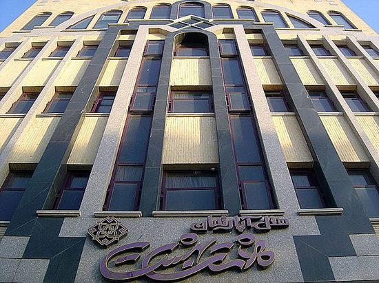 Hasht Behesht Apart. Hotel: Frontage