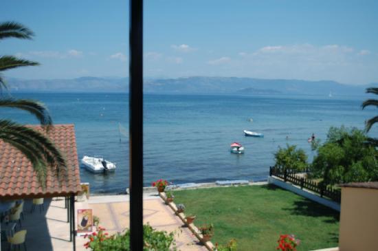 Seafront Apartments: Blick vom Zimmer ohne Balkon