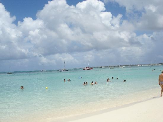Palm Beach: PalmBeach spiaggia 1