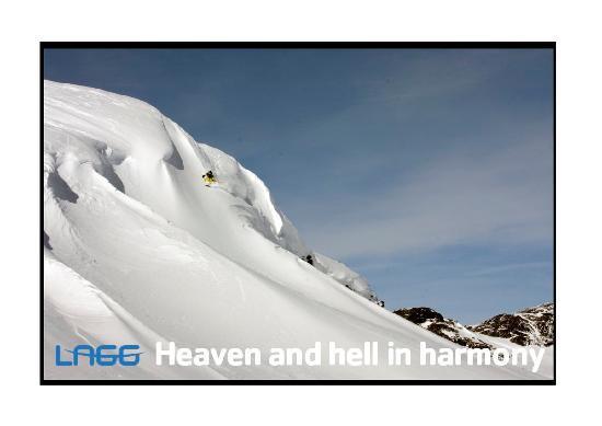 Lagg Ski School, Ski rental & Ski shop: A perfect day at Hovden