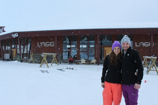 Lagg Ski School, Ski rental & Ski shop
