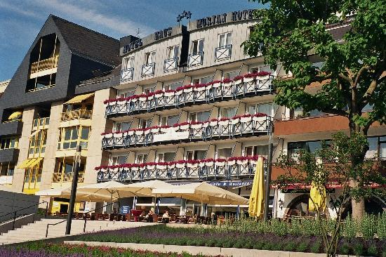 Hotel Haus Morjan Koblenz Germany Hotel Reviews