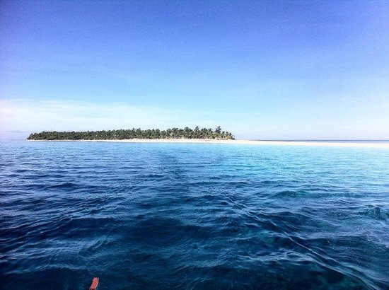 Palompon, Philippinen: the island