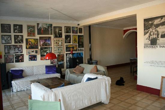 Casa Blues: Sitting Room