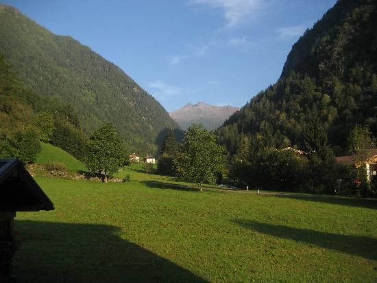 B&B Il Sorriso dei Nonni: Estas eran las vistas desde nuestra habitación.