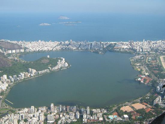 Atlantis Copacabana: vista desde el cristo