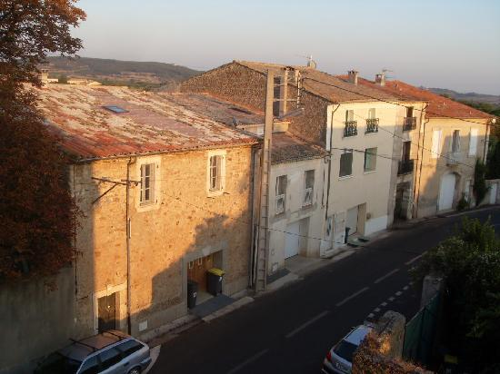 Maison Dix : View from the front of the house (1st floor)