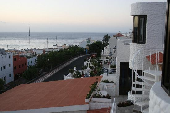 Casa Alberto Apartamentos: From Balcony