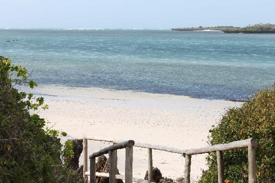 Temple Point Resort: una delle due spiaggette