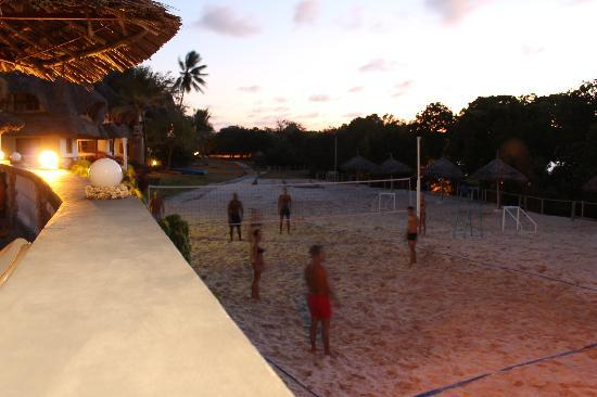 Temple Point Resort: campo da beach