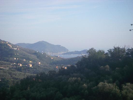Le Querce sul Mare: panorama 1