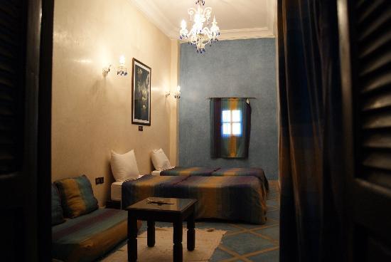 Riad L'Orchidee: Chambre Jasmin