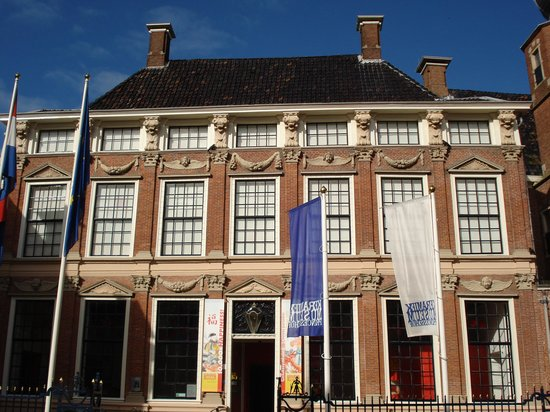 Leeuwarden, The Netherlands: Museum Princessehof