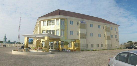 Damaturu, Нигерия: A Look at GAAT Hotel