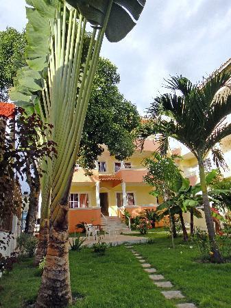 Parco del Caribe: der Garten