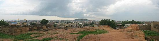 A view of Kano from Base of Dala Hill
