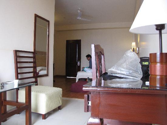 Landmark Hills: room