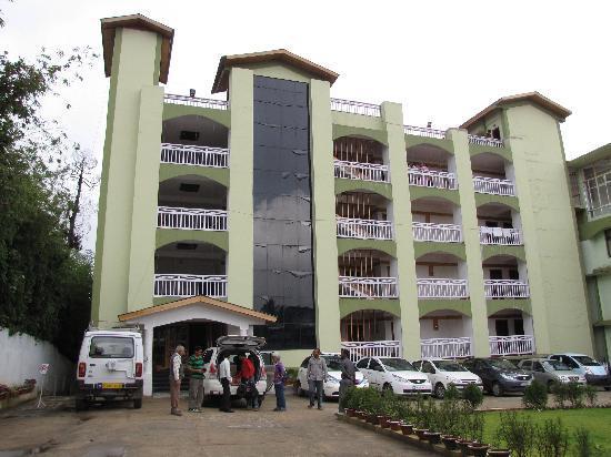 Landmark Hills: hotel