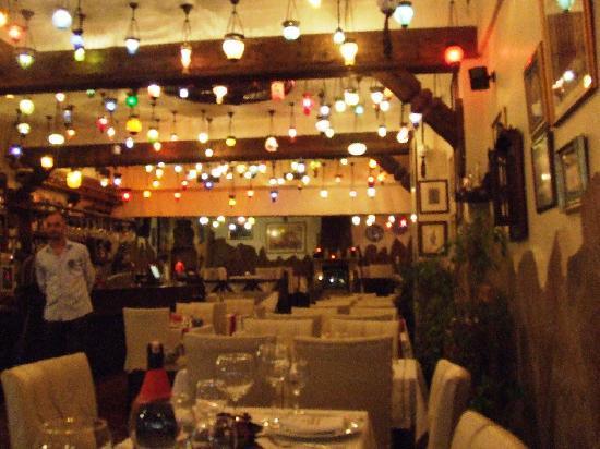 "Villa Pasha Hotel: The restaurant ""Turquoise"""