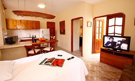 Hotel del Sol Galapagos: suite 1