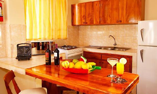 Hotel del Sol Galapagos: cocina