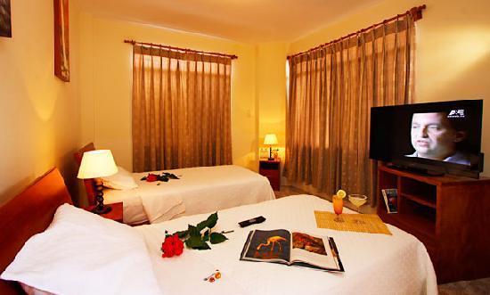Hotel del Sol Galapagos: habitacion doble