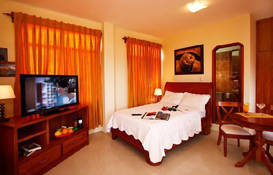 Hotel del Sol Galapagos: suite 2