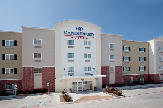 Welcome to the Brand New Candlewood Suites San Antonio NW near SeaWorld