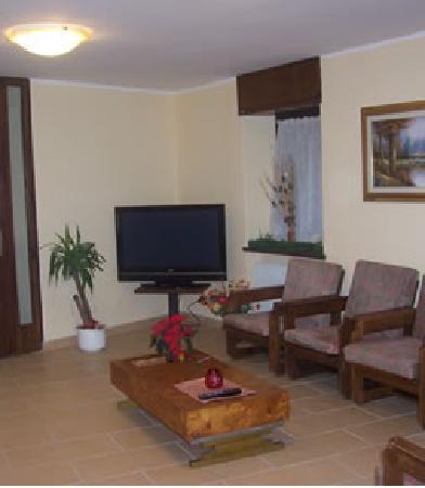 Residence Orizzonte: sala