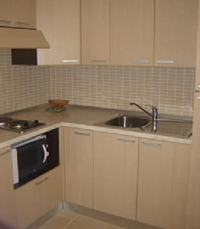 Residence Orizzonte: cucina