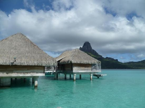 InterContinental Bora Bora Resort & Thalasso Spa: View from our room, # 234