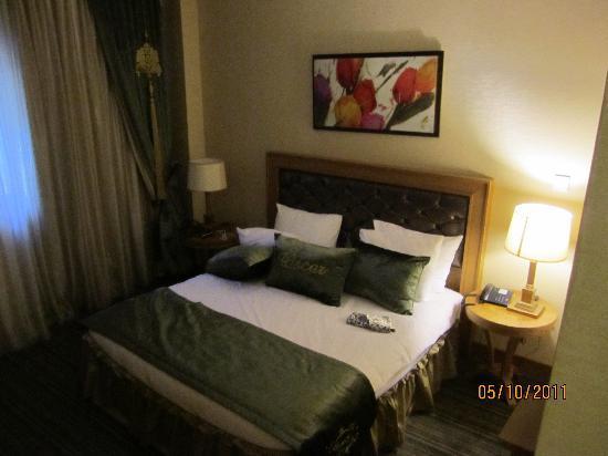 Oscar Resort Hotel: Our Bedroom