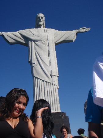 รูปปั้นพระเยซูคริสต์: con suerte pude sacar esta foto