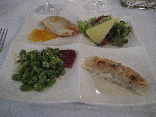 San Nicolas: antipasto di 4 tapas