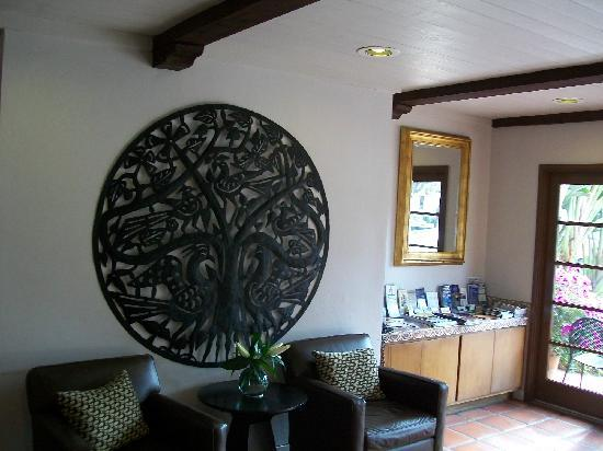 Casa Del Mar: The lobby
