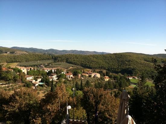 Palazzo Leopoldo Dimora Storica & Spa : view from room