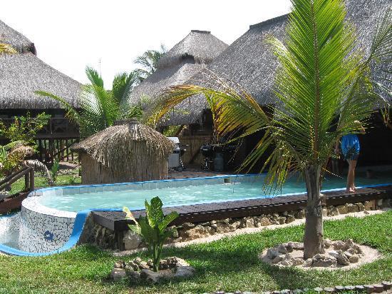 Casa de Lua: Lovely swimming pool