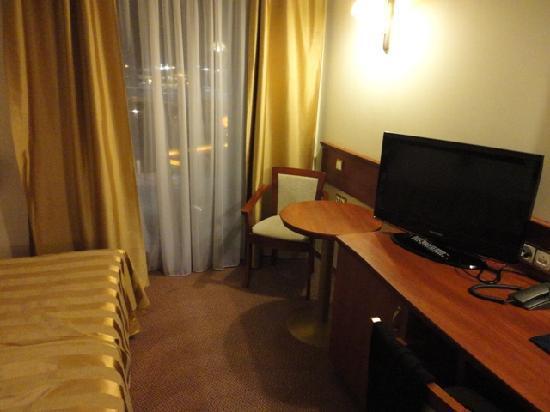 Conrad Hotel & Spa : rooms