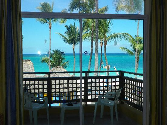 Caribe Club Princess Beach Resort & Spa: oceanview suite