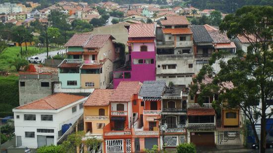 Pirituba, SP: Vista desde la otra habitación