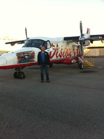 The Grand Canyon Tour Company: The Plane!