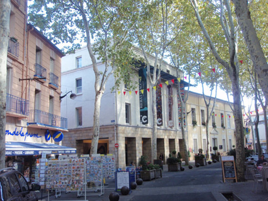 Ceret, Fransa: Museum of Modern Art on Bd Maréchal Joffre