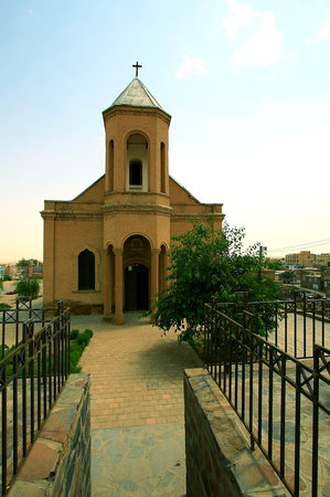 Hamadan, Iran: St. Gregory Armanian-Asuurian church