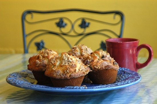 Marti's at Midday: Morning muffins