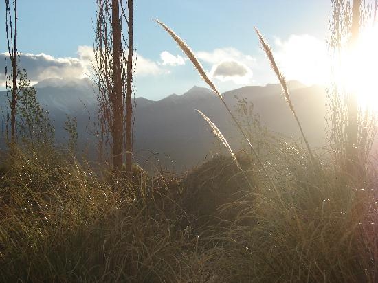 Barreal, Argentine : El entorno
