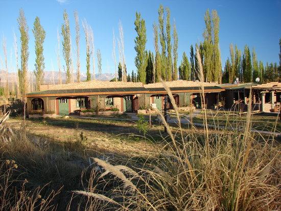 Barreal, Argentine : Cabañas