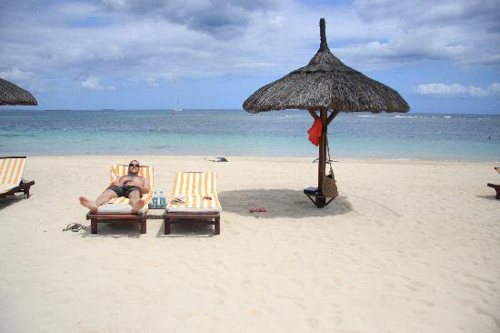 The Oberoi, Mauritius: Our daily spot