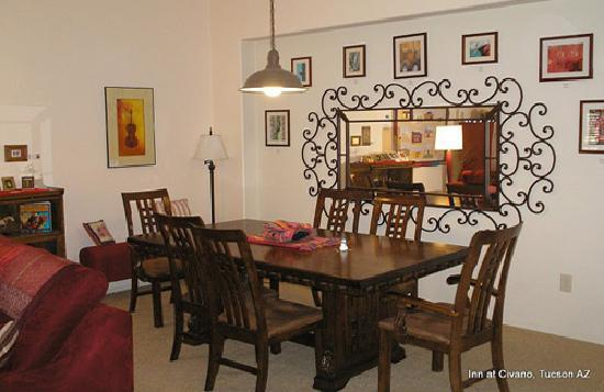 Inn at Civano: Dining Area - Great Room