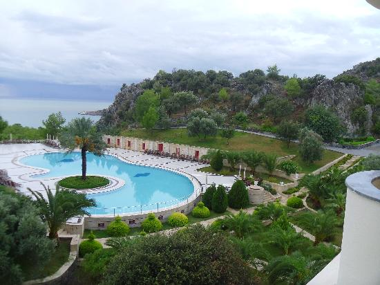 Alinn Sarigerme Boutique Hotel: view from room 403